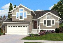 HOUSE - split level homes