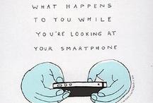 Smartphone funnies