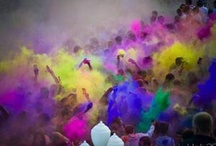 Festival of Colors / by Cathy Foster Lemar