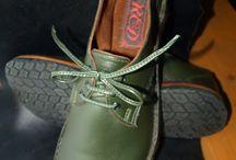 Verde scarpa
