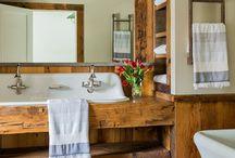Rusztikus fürdők