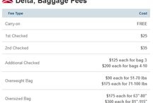airlinebaggagefee / Save Money on delta Airline Baggage Fees You've already paid more than you wanted. But You can avoid these fees if you're a savvy flyer