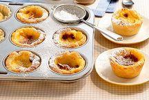 Kastenkuchen, Muffins, Blechkuchen