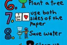 Kindergarten Earth day