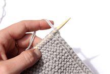 Strikk/knit / Hus/hjem