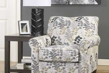 Accent Chairs / We have an extensive collection of accent chairs for you to choose from to give your living room that extra touch with your specific style. / by American Furniture Warehouse