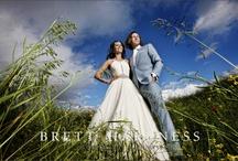 Wedding: Bride and Groom