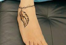 henna tatto