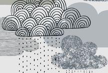 . Rain & Cloud .