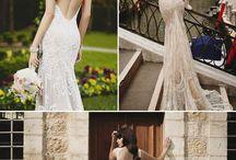 Wedding Dress / the perfect white dress