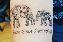 Τατουάζ οικογένεια