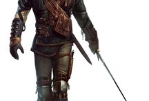 the witcher concept-art