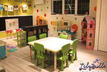 Salas infantiles