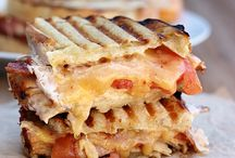 EAT... panini recipes