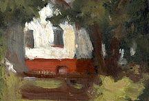 Hopper(3) / NY, Vermont, Paris, Mexico, Charleston.....