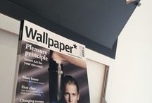 Press / Publications: #Wallpapermag