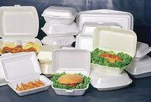 Bahaya Menggunakan Styrofoam Sebagai Wadah Makanan