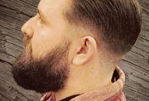 Dashiell's haircut
