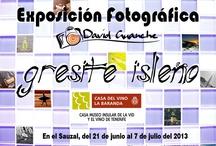Exposiciones y eventos / Exposiciones y eventos donde se puede ver mi trabajo fotográfico
