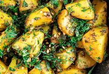 Pasta and Potatoes / For the carb lover, anything but boring.
