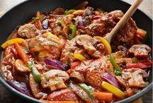 συνταγές για κοτόπουλο