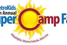 MK Super Camp Fair 2014 / by MetroKids Magazine