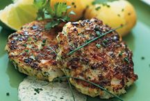 Recipes - Fish & Seafood / by Debbie Sawchuk