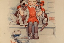Be Kind To Animals / Wonderful art online representing the Humane Education movement of the late-19th and early-20th centuries entitled Be Kind: A Visual History of Humane Education. http://bekindexhibit.org/exhibition/