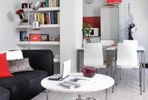 Piccoli appartamenti / Una rassegna di foto sui mini appartamenti anche con nostri progetti che riteniamo interessante mostrarvi
