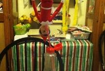 Elf ideas for Elf on the shelf / by Amanda Lobao