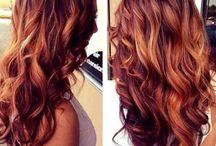 * Hair Colors