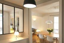 DINING - LIVING ROOM / Inspiration salons