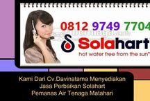 Service pemanas air pondok gede +(02134082652 / SERVICE SOLAHART 082122541663 TELP: 02134082652 SMS 087887330282 Kami Dari CV.DAVITAMA Menyediakan Jasa Perbaiakan Pemanas Air SOLAHART Apakah mesin pemanas air anda bermasalah.....? SPESIFICATION SERVICE SOLAHART 1.TIDAK PANAS 2.BOCOR 3.BONGKAR PASANG 5.PENGGANTIAN SPAREPART 6.INSTALASI PIPA AIR PANAS 7.PENJUALAN UNIT CV. DAVINATAMA SERVICE E-mail: rafli.natama@yahoo.com Nomer Telpon: +6221 24003751 Fax : +6221 48702925 Melayani : Jakarta Selatan,Timur,Barat,Utara,Pusat,Bogor,Banten