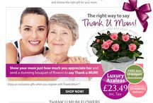 Special offers / Make your mum feel special with Thank U MUM offers!