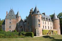 châteaux Cher