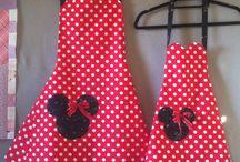 Kitchen apron cooking