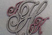 Monogram Ideas! / by Melody Spurling