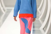 trends and colour / Fashion, pattern, style trend forecasts and great colour palettes