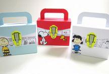 Maletinha Snoopy / http://www.elo7.com.br/maletinha-snoopy-com-kit-pintura/dp/66826C