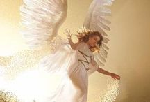 Angel art and pictures / A collection of angel representations by artists throughout the centuries. / by Mark Szep