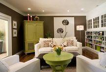 Home Decor...... / by Amanda Jarrett