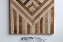 Wood designs / by Julia Wenzell
