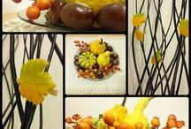 Four Seasons beauty / Beautiful things about the four season