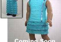 American n Journey Girl cloths / by Sharon Dowen