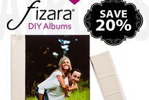 Deals & Specials!! / Make a DIY wedding album or photo album to preserve your priceless memories...  and save!
