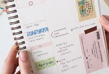 planner/agenda/notebook / by Tracy Hall-Ingram