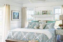 Bedroom - Beach Coastal cottage