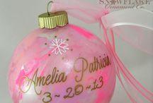 Personalized Child Ornament