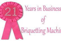 21st Anniversary of Briquetting Machine Sellers