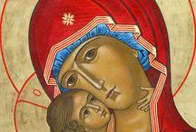 icônes religieuses orthodoxes